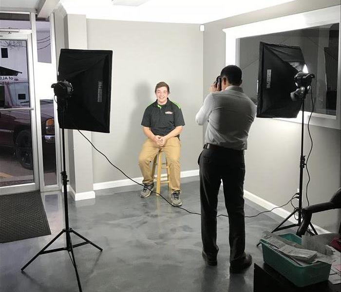 SERVPRO of Alexandria professional picture day!