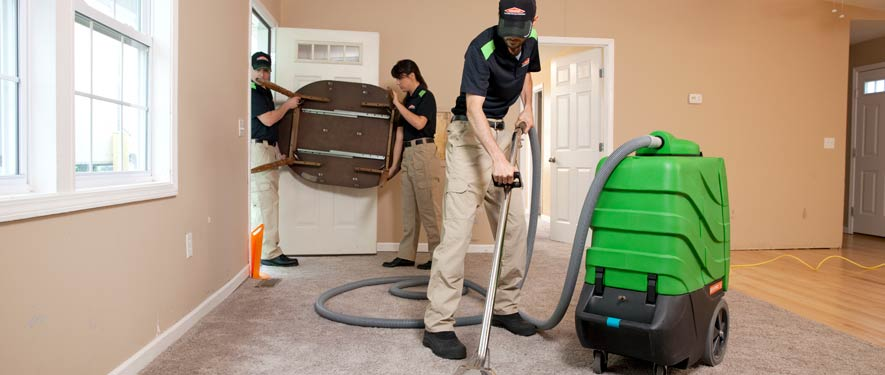 Alexandria, LA residential restoration cleaning